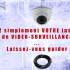 Video surveillance avec camera