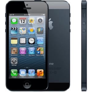 Iphone 5 noir