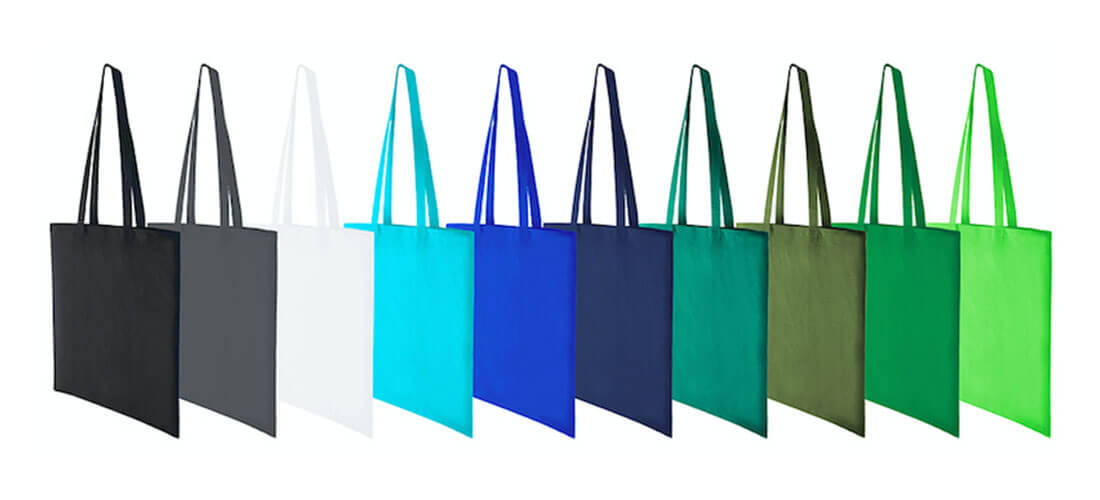 tote bag couleur
