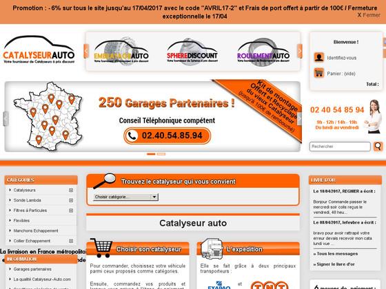 catalyseur auto prix discount