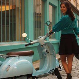 scooter ecologique