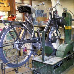 réparation Vélo Solex